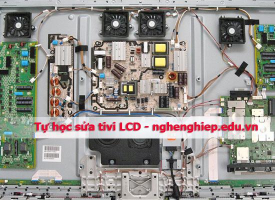 Sơ đồ khối tổng quát của tivi LCD