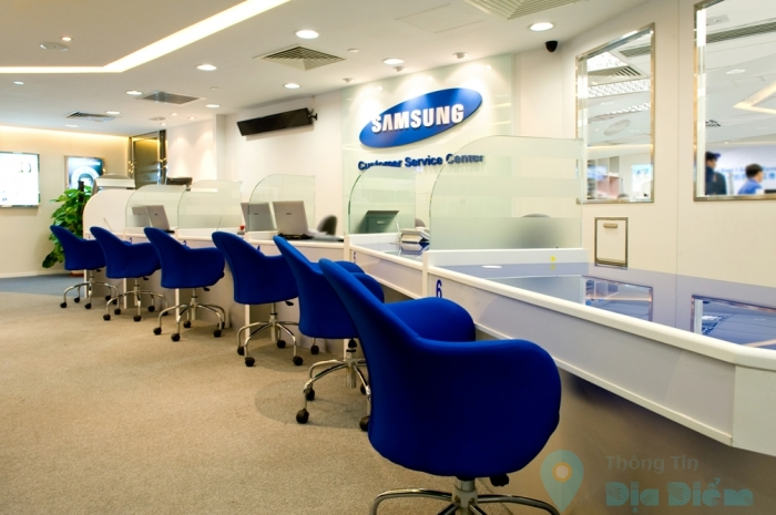 Trung tâm bảo hành Samsung tại Hải Phòng