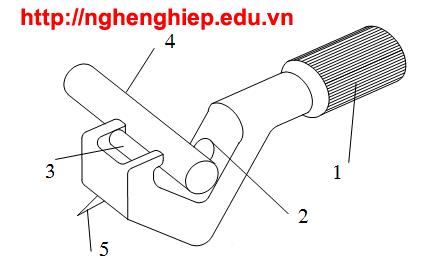 Dụng cụ cắt ống đồng